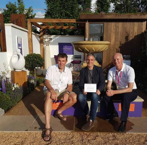 Chilstone Wins 5 Stars at the Chelsea Flower Show!