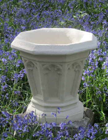 Chilstone Gothic Vase