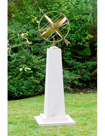 Obelisk Needle Pedestal