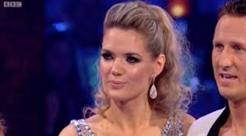 Strictly Fantastic! Farewell To Charlotte Hawkins from the Strictly Dance Floor