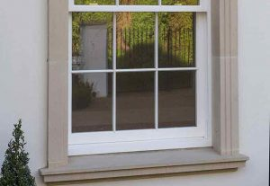 concrete window sills handmade in the UK by Chilstone