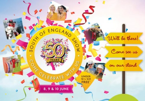Chilstone Architectural are Back for 50th South Of England Show!
