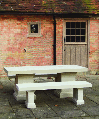 http://www.chilstone.com/garden-ornaments-furniture/chilstone-bench-seat