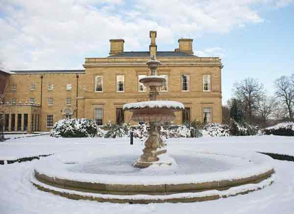 Freezing Fountains! Prepare Your Water Feature for Winter