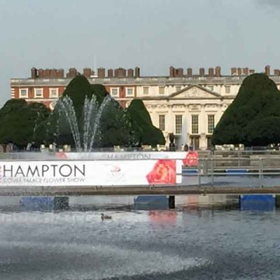Hampton Court Flower Show Update
