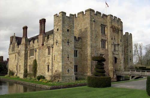 Win a Stay At Hever Castle!