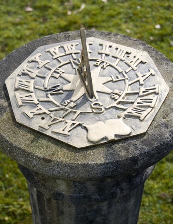 Navigator Sundial Plate