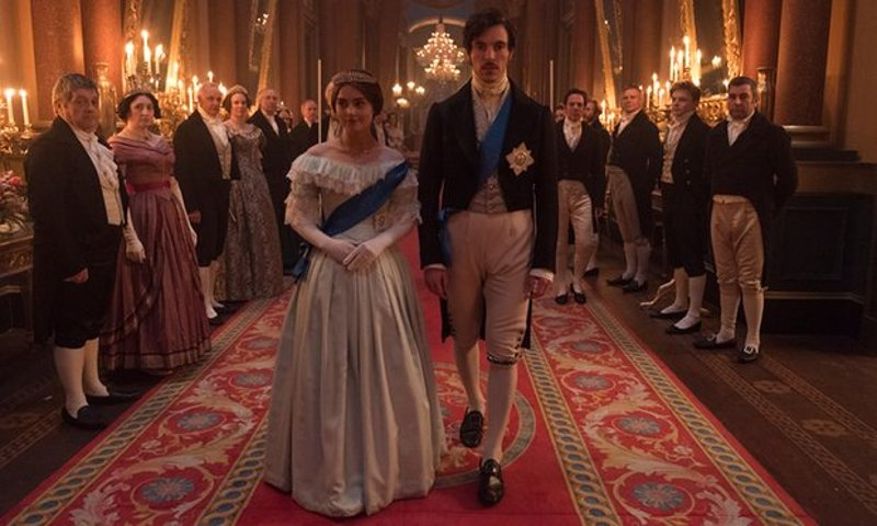 Queen Victoria Rules Again