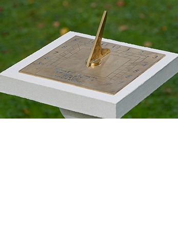Chilstone Regency Square Brass Sundial