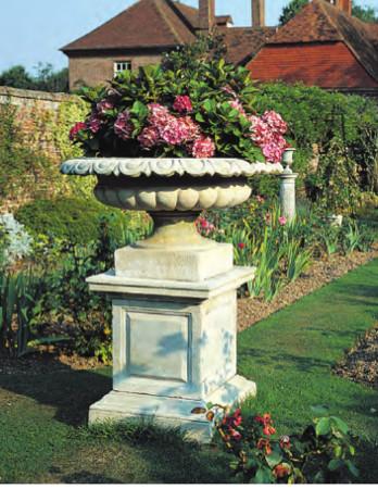 Victorian Tazza and Pedestal