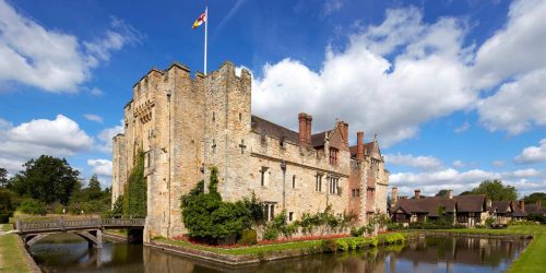 Win A Stay at Hever Castle