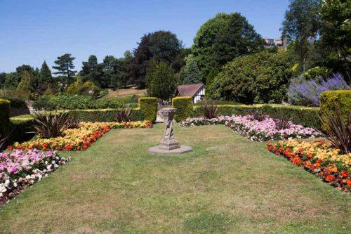 Period Garden Restoration Project For Britain in Bloom