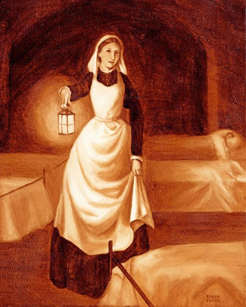 Celebrating 200 years since the birth of Florence Nightingale
