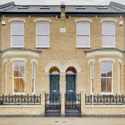 New Build Luxury With Victorian Charm