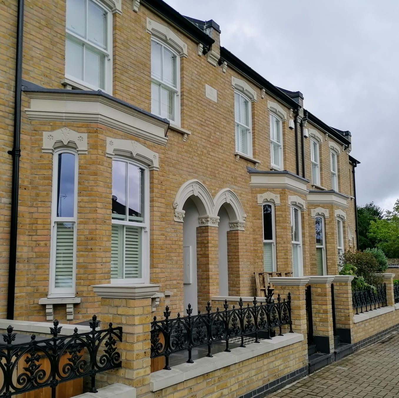 New Build With Victorian Period Features