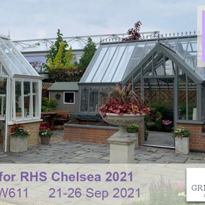 We are BACK at RHS Chelsea Flower Show!